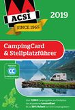 ACSI Camping Card and Stellplatzfuhrer 2019