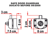 Safe Door Guardian pre Fiat Ducato