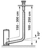 Výfuková rúra AE 3 pre Trumatic S - 2,50 m