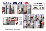 Safe Door 1 White
