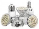Náhradné žiarovky,LED
