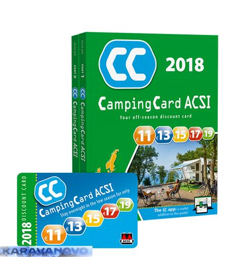 ACSI - zľavová karta 2018 , sada