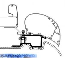 Adapter Mercedes Sprinter od 04/2006