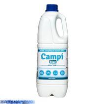 Prípravok pre chemické wc- Campi modrá 2 l