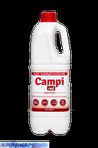 Prípravok pre chemické wc- Campi ružová 2 l