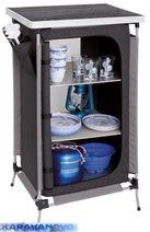 Camping Cabinet Storax LS - policový kuchynský blok