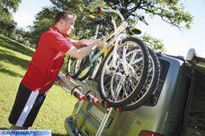 Carry-Bike VW T5 - pre sklopné dvere