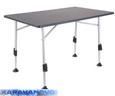 Kempingový stôl HighQ Blackline 115