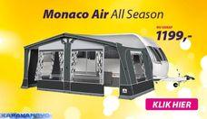 Nafukovací predstan Doréma Monaco Air