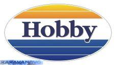 Samolepka Hobby - po r.v.2006