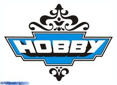 Samolepka Hobby - po r.v.90