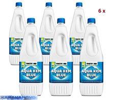 Thetford Aqua Kem Blue set 6 x 2 l