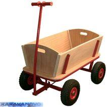 Transportný skladací vozík