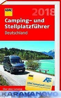 ADAC - Camping und Stellplatzfuhrer - Nemecko