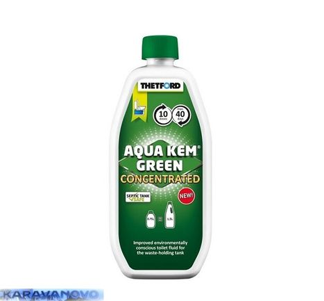 Aqua Kem Green koncentrát 0,75l