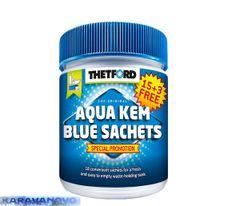 Aqua Kem Sachets 15+3 ks grátis