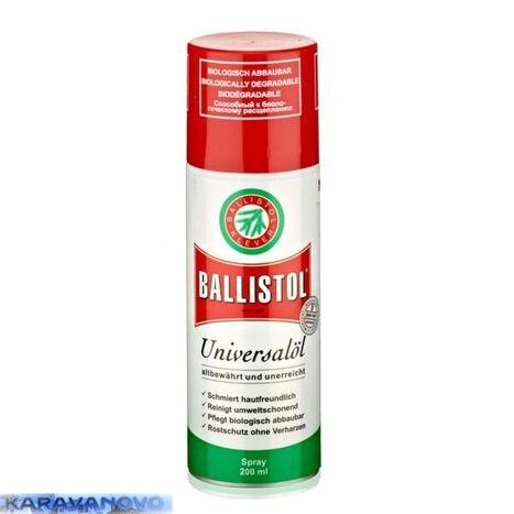 Ballistol - univerzálny olejový sprej 200 ml