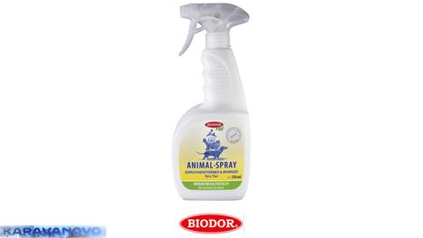 Biodor zvierací spray