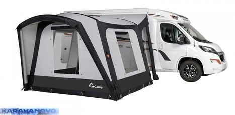 Camper stan Quick´n Easy Air Luxus - kamper
