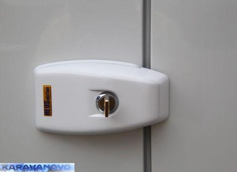 HEOSafe Van Security - biely