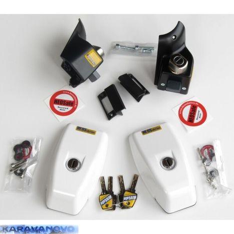 HEOSafe Van Security Paket Fiat Ducato 250/290 - biely