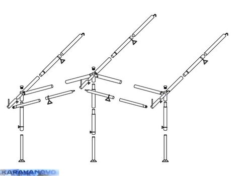 Konštrukcia k predstanu pre veľ.č.11-20