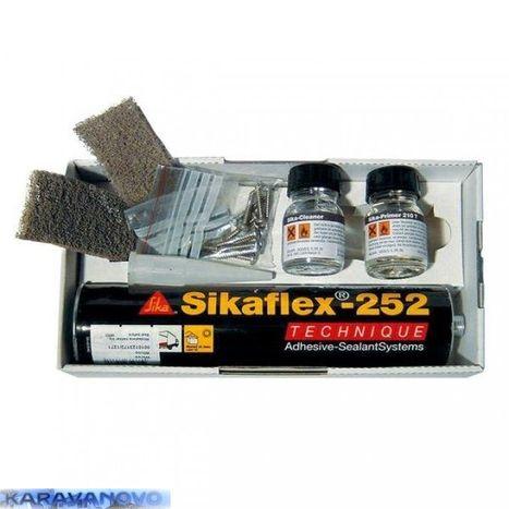 MT lepiaci set Sikaflex- pre držiaky solárnych panelov
