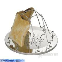 Nerezový Camping toaster