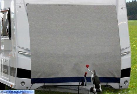 Ochranný kryt prednej časti karavanu - Tyvek Supra - FC
