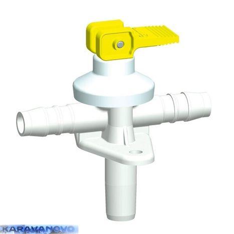 Odtokový ventil Odtokový ventil ABO 2,8 - 3,5 bar TB s dvomi vstupmi