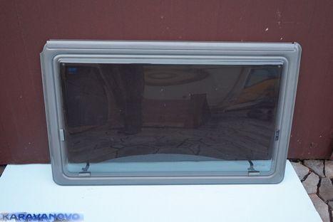Okno Hobby - bočné 94,5 x 57,5 cm
