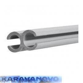 PVC kédrová spojka - ks