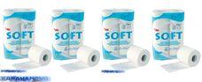 Rýchlorozpustný toaletný papier- Fiamma Soft set 4x