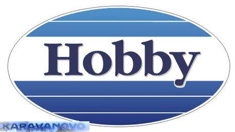 Samolepka Hobby - po r.v.2002
