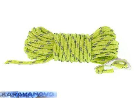 Španovacie reflexné laná - set