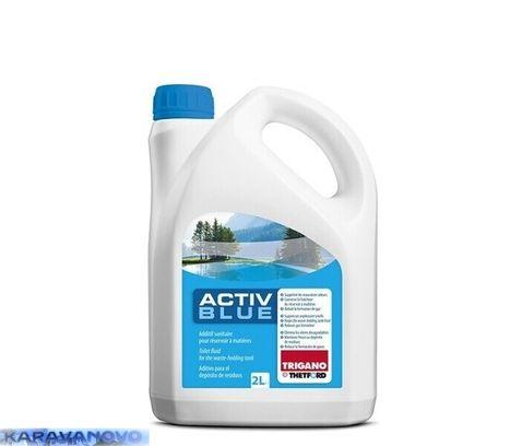 Thetford Aktiv Blue 2l - náplň pre chemické WC