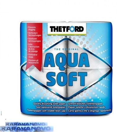 Toaletný papier- Thetford Aqua Soft