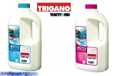 Trigano Campa Blue - náplň pre chemické WC