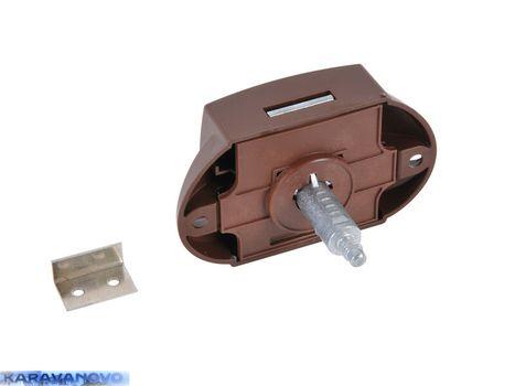 Zámok Push - Lock s protikusom