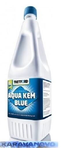 Prípravok pre chemické wc- Thetford Aqua Kem Blue 2l